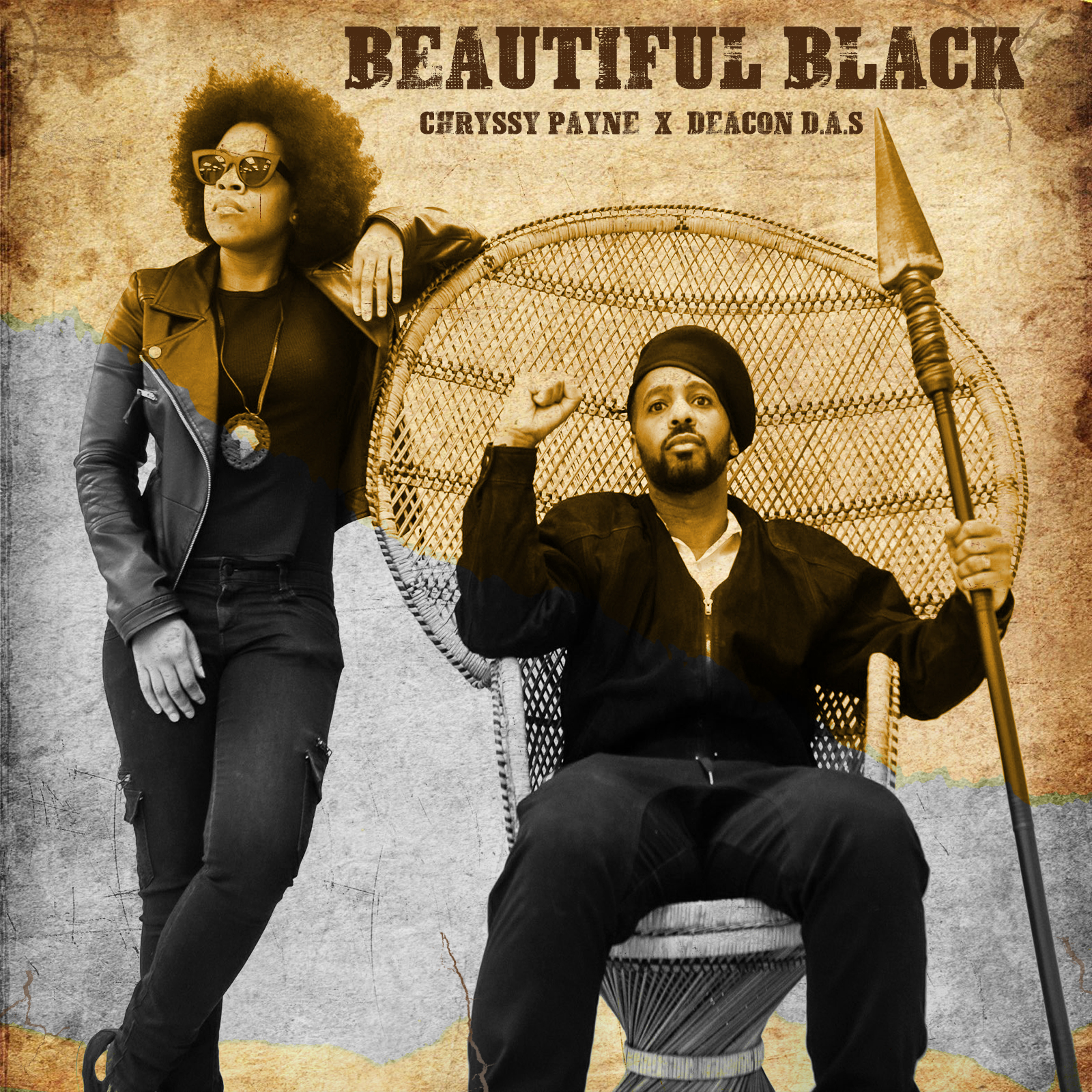 Deacon D.A.S. + Chryssy Panye : Beautiful Black – Music Video